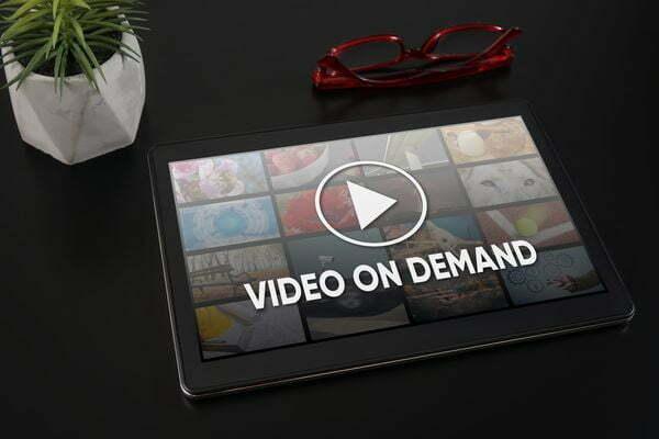VOD(動画配信サービス)
