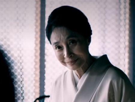 老女(江波杏子)
