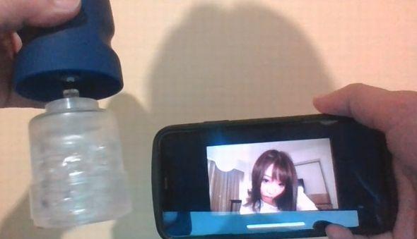 シンクロオナホ動画連動